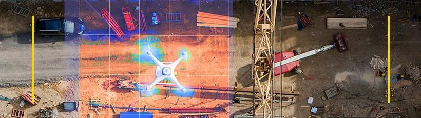 A aerofotogrametria no mapeamento com drones