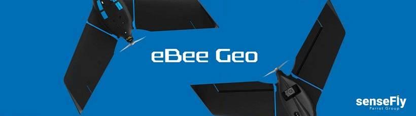 Santiago & Cintra apresenta o novo VANT da senseFly eBee Geo