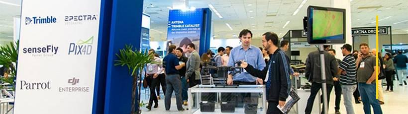 Santiago & Cintra Geotecnologias confirmada no MundoGEO Connect e DroneShow 2020