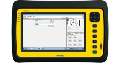 Tablet PC Trimble Yuma2