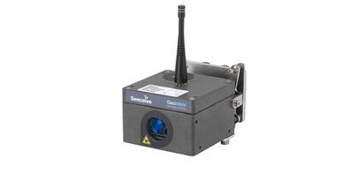 Sensor de deslocamento óptico e medidor de inclinação